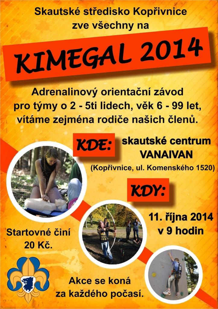 Kimegal 2014