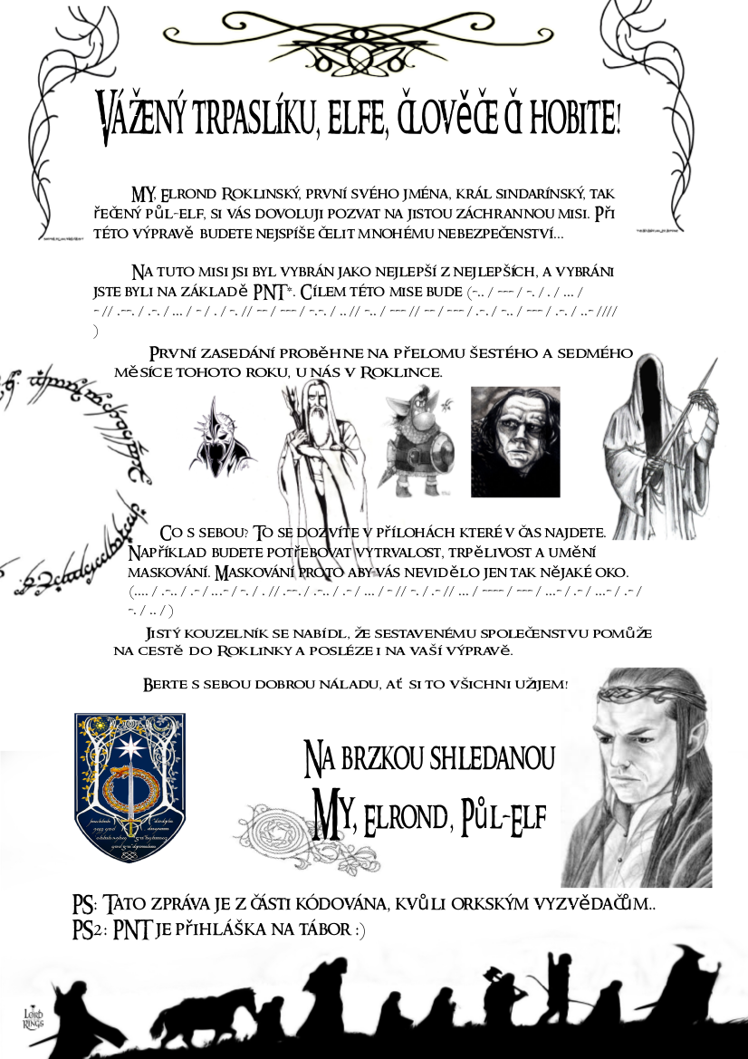 Tábor 2014 - Plakát